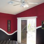 The Seller Quickly Repainted Room Like This And Negative