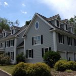 The Trim Was Painted Sherwin Williams Duration Exterior Paint