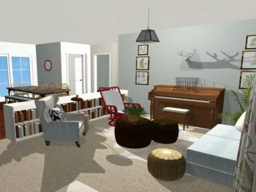 The Virtual Paint Rooms Application Help You Find Right Colors