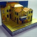 The Yellow House Painting Van Gogh