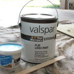 Think The Only Place Found Outdoor Chalkboard Paint Was From