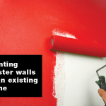 Tips Doing Right Painting Plaster Walls Existing Home