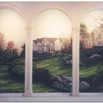 Trompe Oeil Murals Art Effects