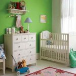 Two Color Painting Ideas Rooms Nursery