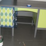 Using The Same Green That Went Ceiling Debra Painted Desk