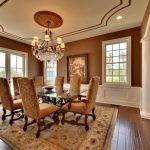 Very Relaxing Paint For Dining Room Walls And Ceiling