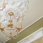Vintage Historic Homes Often Have Irregularly Shaped Ceilings
