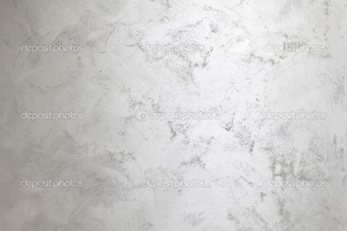 Wall Painted Silver Texture