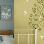 Wall Painting Stencils