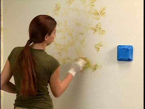 Wall Painting Techniques Texture