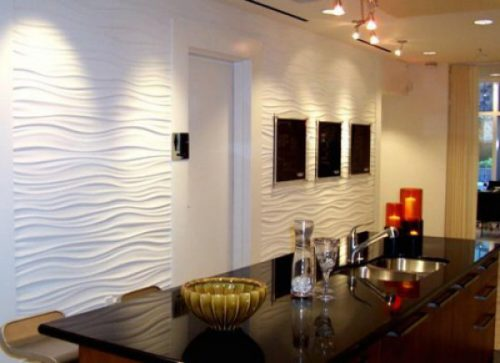 Wall Panels Are Nice Option For Your Interior Walls