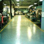 Warehouse Floor Epoxy Paint And Striping