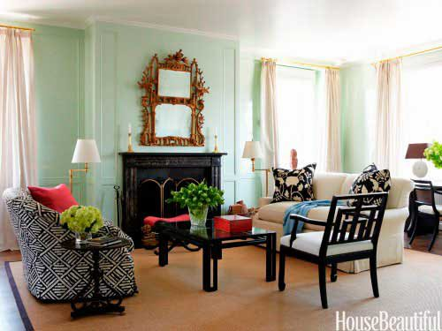 Warm Paint Colors For Living Room Urban