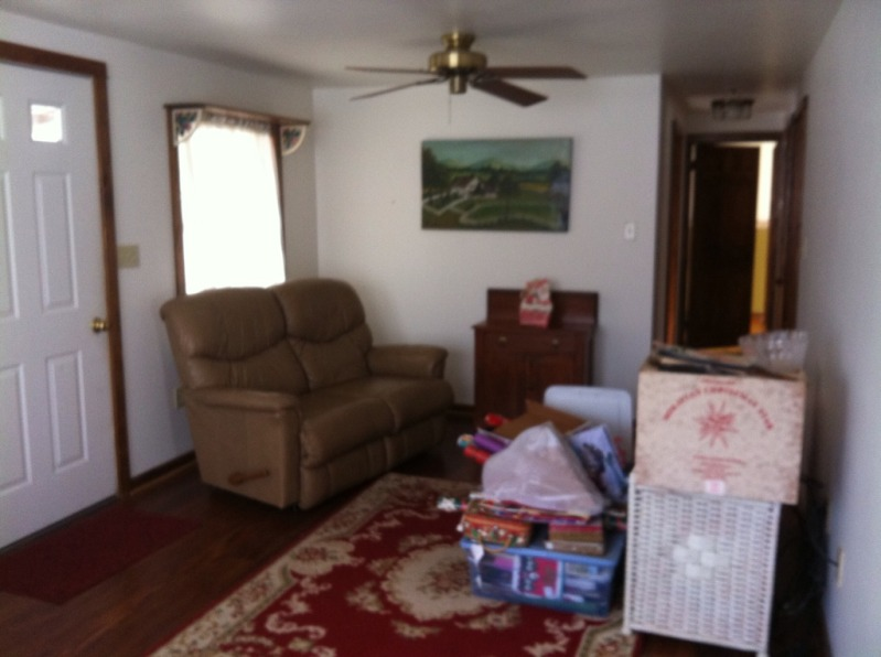 What Color Should Paint New Living Room