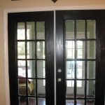 What Did Over The Weekend Painted Interior French Doors