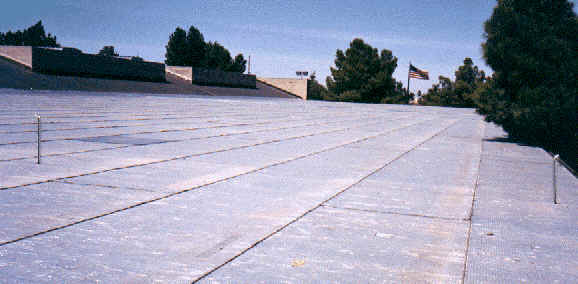 White Roof Study Roofs Surfaces Degrees Cooler Than
