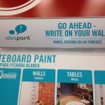 Whiteboard Paint Perfect For Office Wall