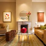 Wonderful Living Room Color Inspiration Schemes