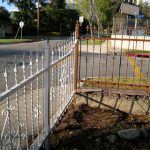 Wrought Iron Fence Painting Contractors The Greater Houston