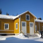 Yellow House Paint Color