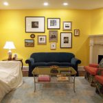 Yellow Wall Paint Designs