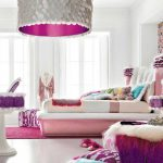 Glamorous White Interior Paint Ideas For Bedroom Teenage Girl Bed