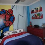 Bedroom Paint Ideas Pictures Spiderman Wall