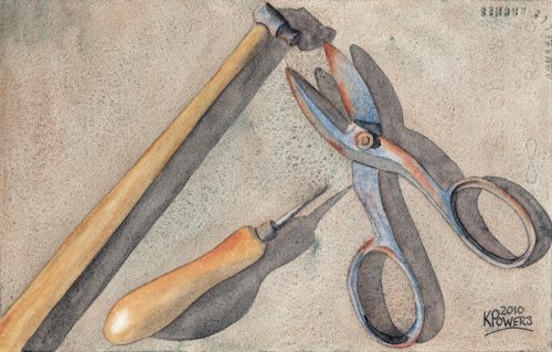 Assorted Tools Ken Powers