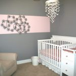 Interior Design Large Size Grey And White Wall Nursery Paint Ideas