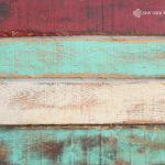 Achieve Weathered Paint Look Down Home