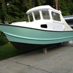 Acrylic Latex Paint Your Boat Hull Truth Boating Fishing