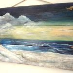 Affordable Original Sea Beach Paintings Etsy Artists Bliss Living