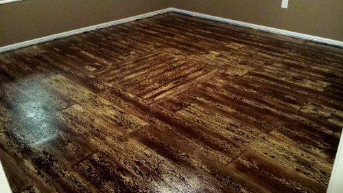 Affordable Painted Plywood Floors Home Painting
