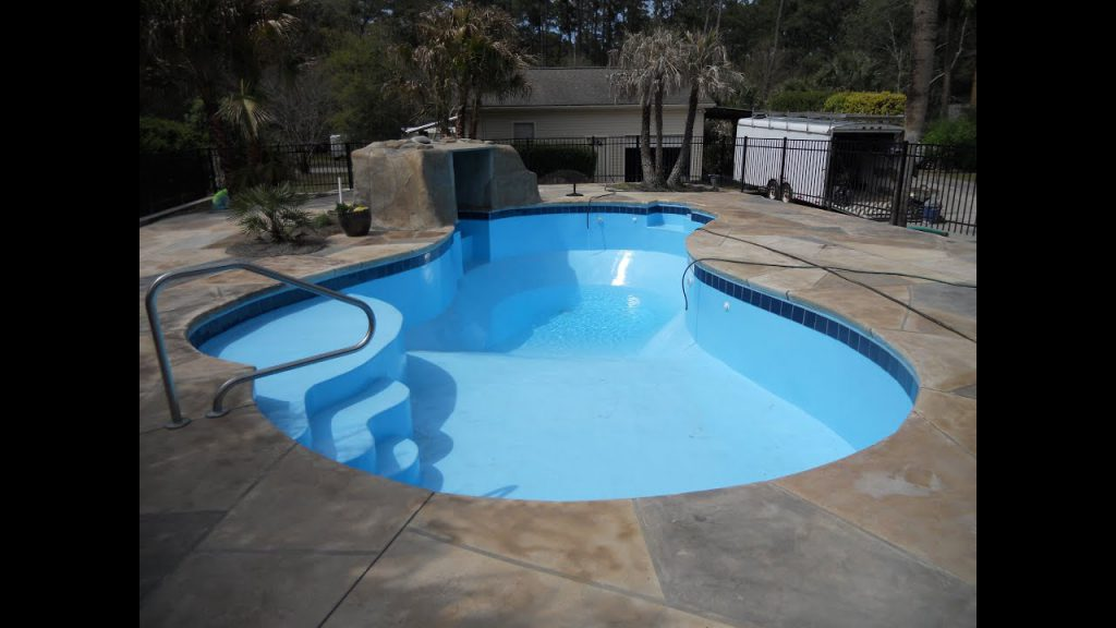 Affordable Pools Inc Fiberglass Epoxy Pool Coating