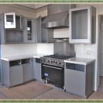 Airless Spray Painting Kitchen Cabinets