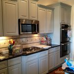 Alamode Kitchen Remodel Part Better Pics Painted