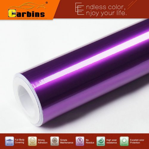 Aliexpress Buy Purple Car Paint Color Metallic Pearl Vinyl Film Wrap Foil