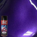 Alsa Refinish Candy Purple Killer Cans Spray Paint Home