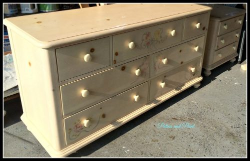 Annie Sloan Chalk Paint Bedroom Furniture Makeover