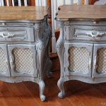 Annie Sloan Chalk Paint Painted Side