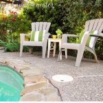 Annie Sloan Chalk Paint Plastic Outdoor Chairs Happy
