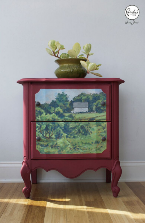 Annie Sloan Painted Furniture Ideas Easy