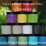 Another Wonderful Giveaway Cece Caldwell Chalk Clay Paint Collection Knick