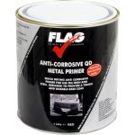 Anti Corrosive Quick Drying Metal Primer Paint Red