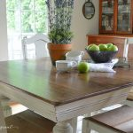 Antique Dining Table Chairs Anderson
