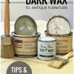 Antique Furniture Wax
