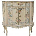 Antique Painted Italian