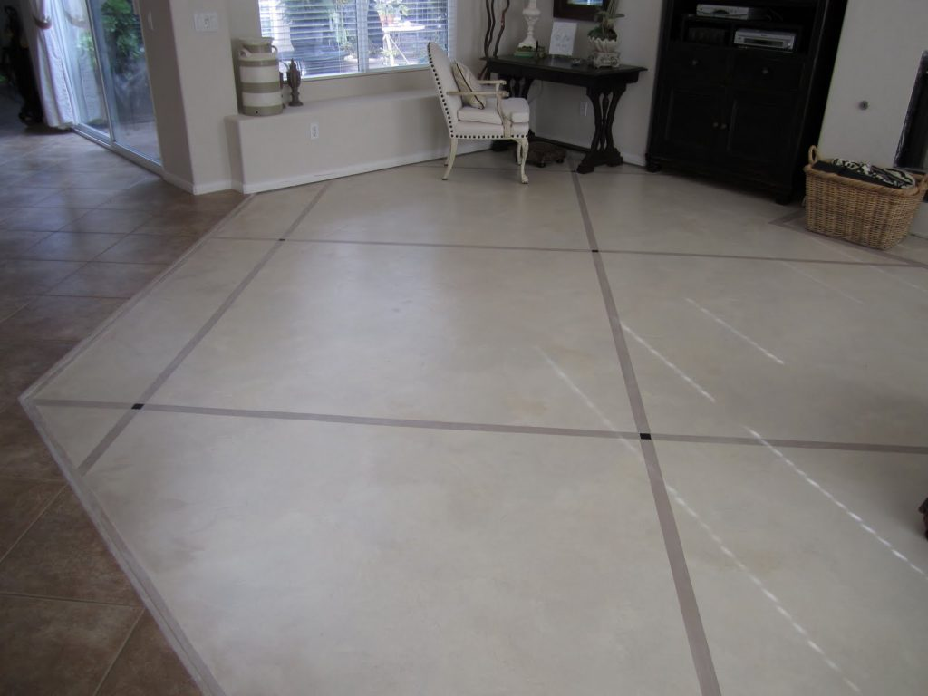 Anythingology Step Instructions Prep Paint Concrete