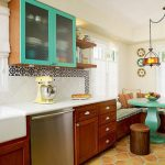 Applying Bright Kitchen Paint Colors