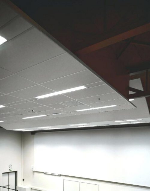 Armstrong Ceiling Tile Paint Tiles Ceilings Linear Wood Panels